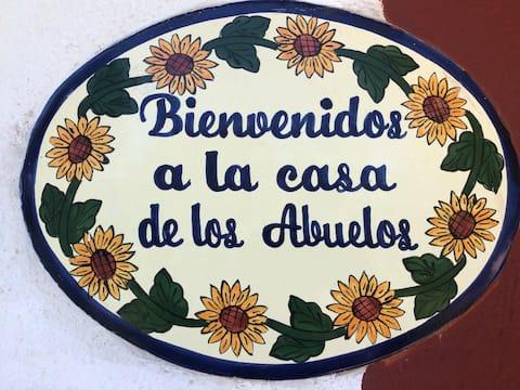 Casa rústica en Oaxaca