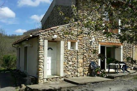 Maison en pleine campagne - Sautel - Casa