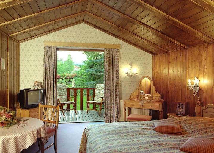 Landhaus & Burg Hotel Romantik (Gotha) - LOH05510, Doppelzimmer Deluxe