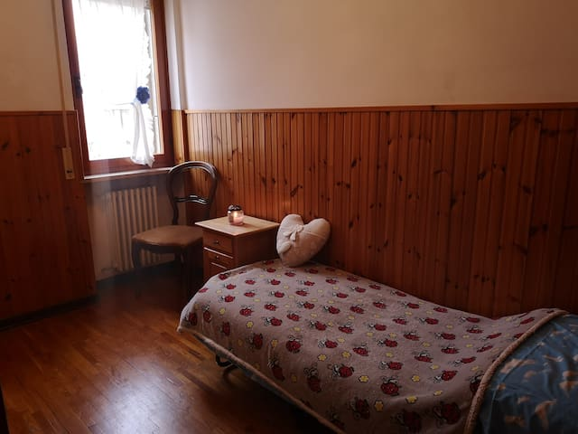 Stanza privata letto singolo / Private little room