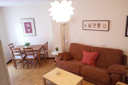 Muy amplia pequeña habitacion - Gijón - Huoneisto