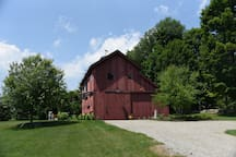 The Barn is all yours during your stay.