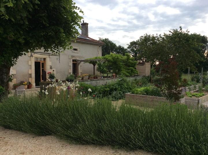 Charbonnaud Cottage