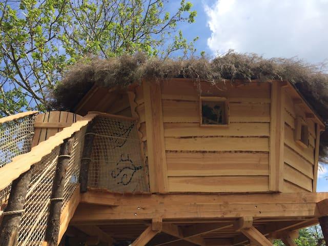 La Cabane de PAN - L'Isle-sur-la-Sorgue - Cabaña