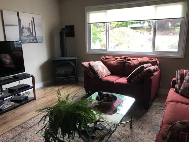 Lovely self-contained suite, Uplands Nanaimo