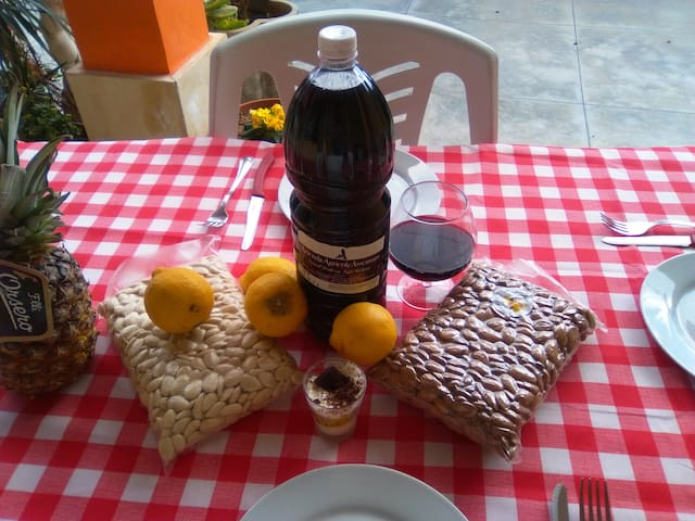 Casa Vacanza Corinne - Marina di Avola - Dům