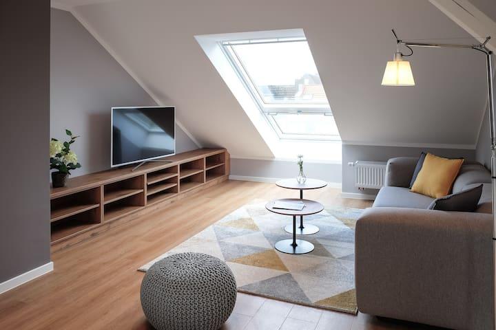 Ferienwohnung/App. für 2 Gäste mit 55m² in Essen (76088)