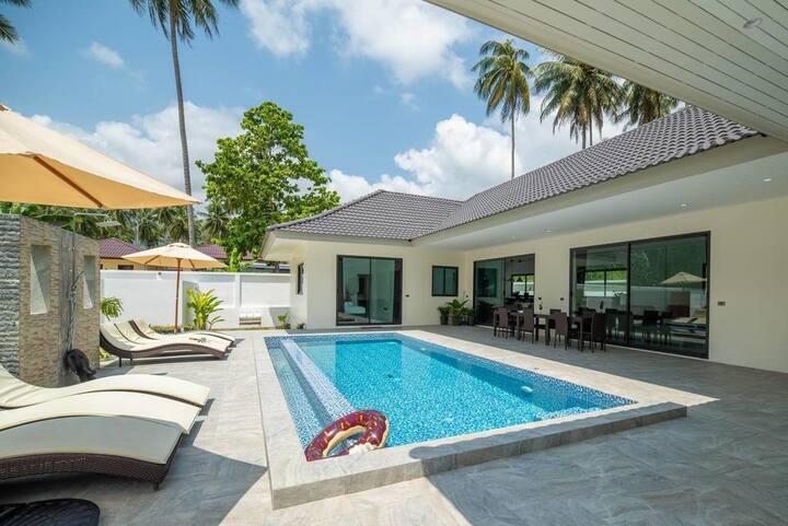 Villa Elisa 5BR& private pool' Lamai