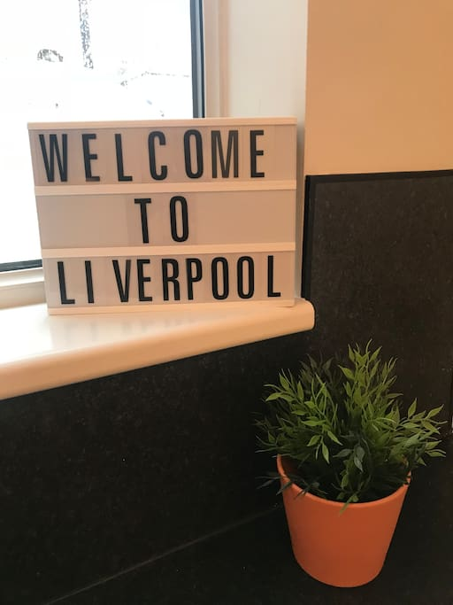 Perfect accommodation for your trip to Liverpool