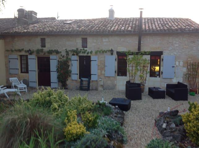 La Cachette.... A real hideaway.......