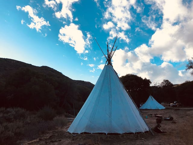 Tipi #2: Rusted Mountain Ranch