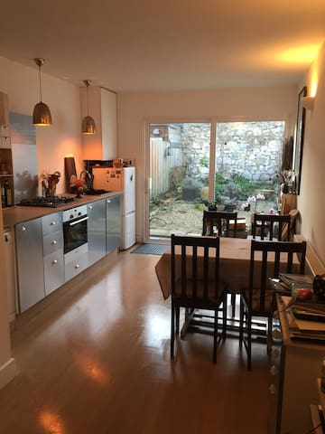 Charming townhouse in Dun Laoghaire, Dublin