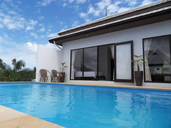 Anda Garden Swimming Pool Villas, Aonang Krabi