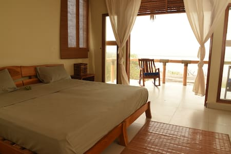 *New* Secludes Ocean View- Private Room A - Salinas Grandes - House - 2