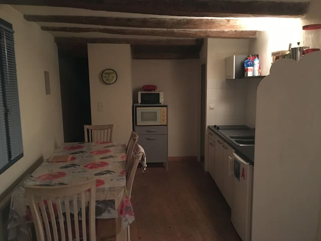Appartement en centre ville