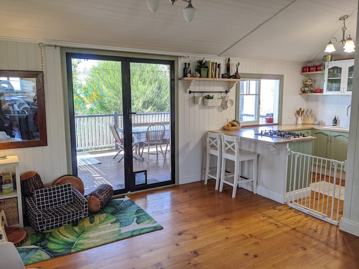 Fun-filled family home in leafy Brisbane