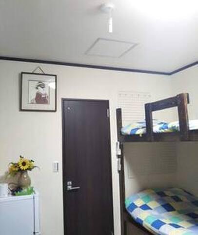 上野浅草 日光 206号室