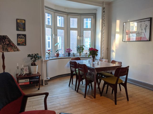 2-room apartment close to the citycenter