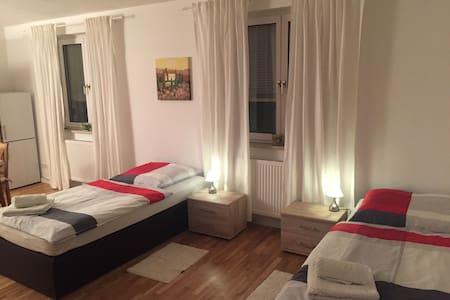 Großes helles Zimmer - Mainaschaff