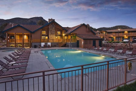 Studio condo in great mountain resort - Estes Park - Multipropietat (timeshare)