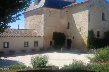 Aramis - La Brossardière - Le Logis - Taillebourg