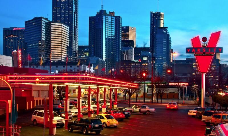 ♥️Nice 1 Bdrm Apartment Downtown Atlanta