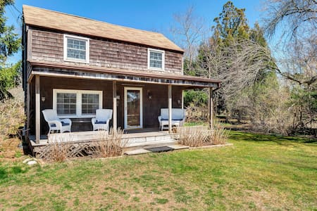 Charming, Historic Wainscott Home