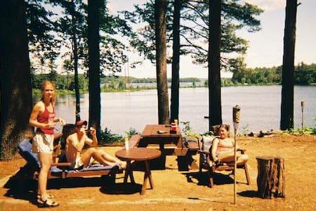 Ephraim Cabin on Lake Winnisquam - Lake Winnisquam