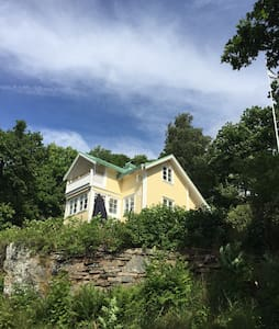 Lyckorna/seaside house from 1890 - Ljungskile