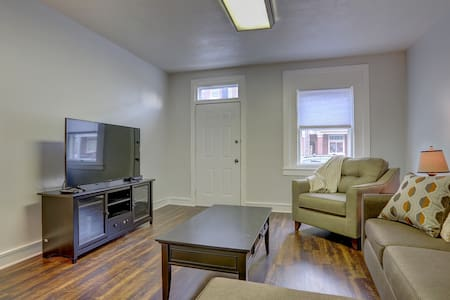 Lovely Downtown 4 BR Townhome - Lancaster