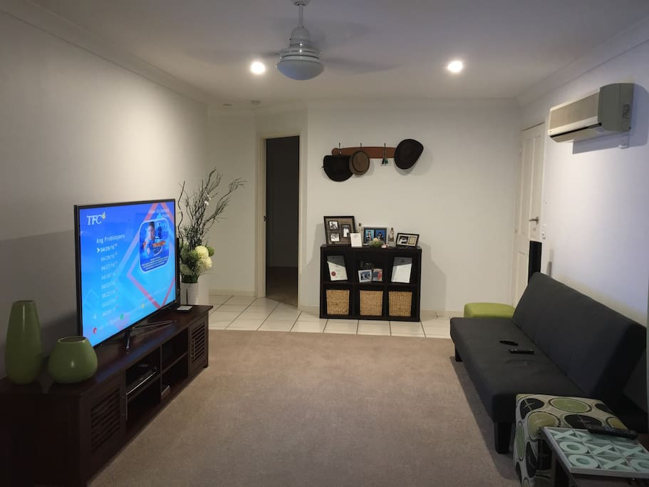 Air condition can be used in living room