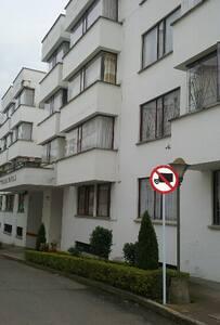 Alcoba en acogedor apartamento en Pekín Fusagasugá