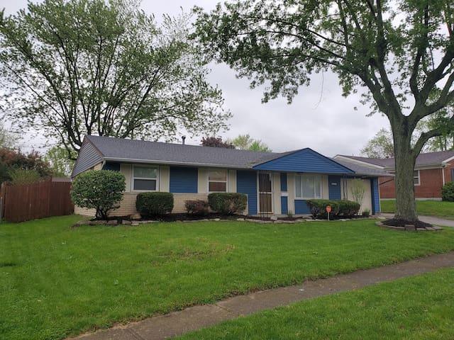 Delightful Dayton Home