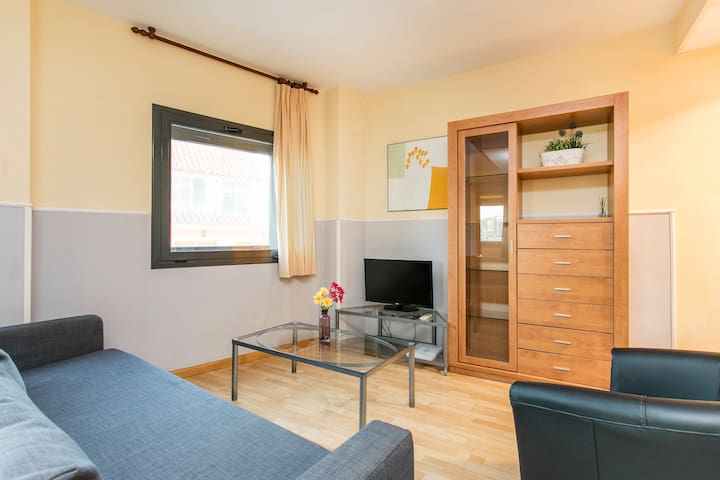 2 bedroom apartment Sata Park Guell Area