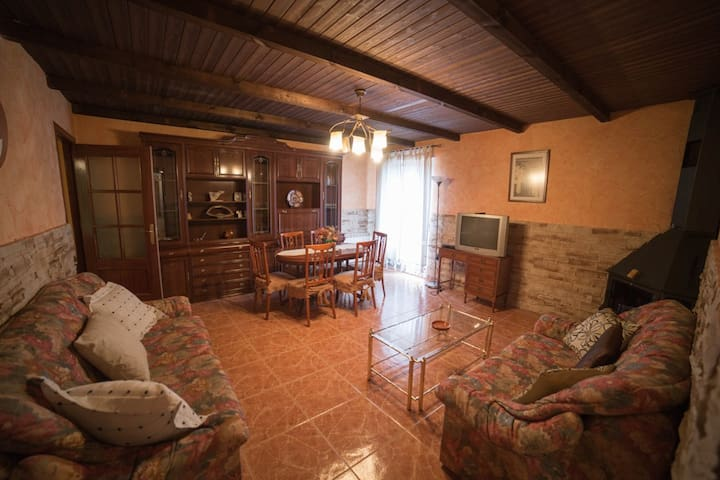 Apartamento Rural - Candelario - Rumah