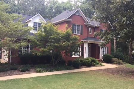 Athens-Oconee Family Friendly Neighborhood Home - Watkinsville - Casa