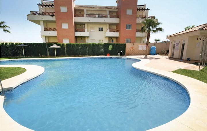 Holiday apartment with 2 bedrooms on 75m² in Benalmádena Costa