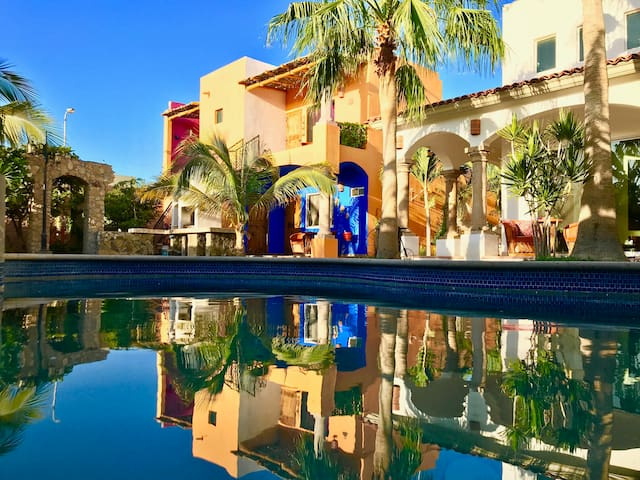 Authentic Mexican Villa-apart Pool-Jacuzzy-Firepit