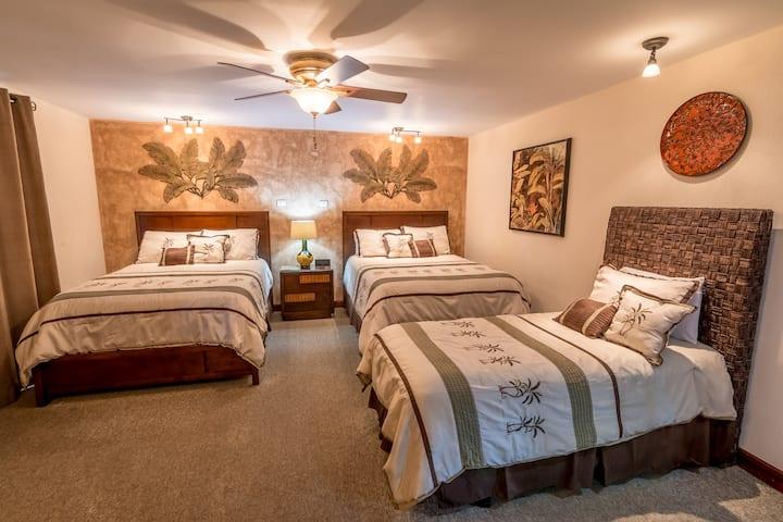 Hotel Buena vista - 3 Bed Junior Suite