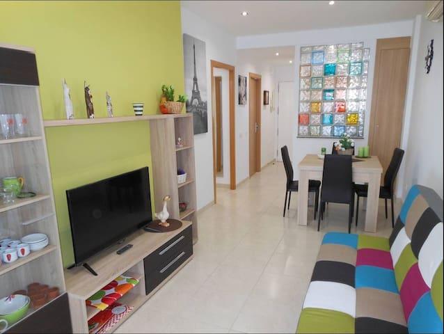 Apartamento con ubicación excelente