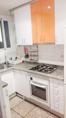 Habitación individual en apartamento acogedor :)
