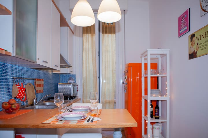 Piccolo Appartamento Vintage