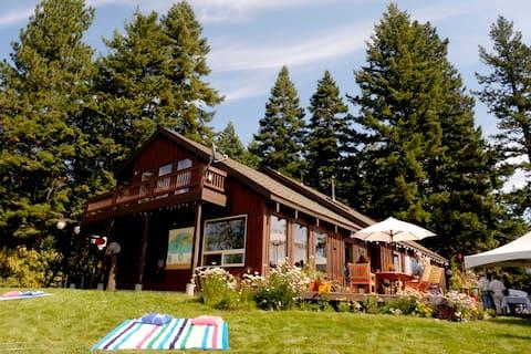 Weston Mountain Lodge in the Blue Mountains