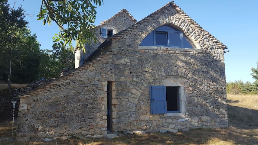 Ancienne bergerie refaite à neuf - Gorges du Tarn