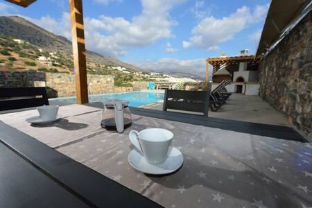 MLM Elounda Villa L Private pool - Elounda - 別荘
