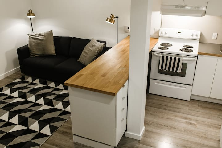 Modern & Comfortable Guest Suite in South Calgary
