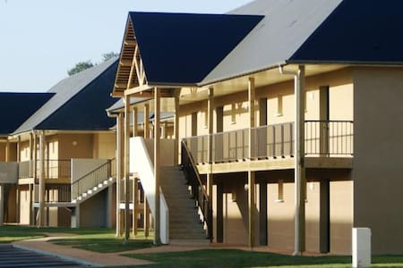 Appartement avec piscine Honfleur - Équemauville