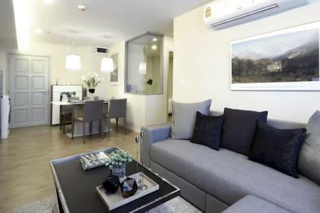 Roomme Modern Family Suite - Bangkok - Kondominium
