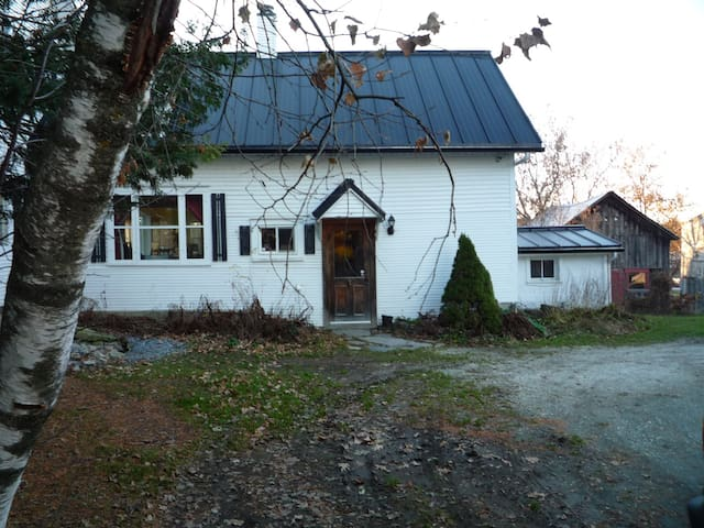 Grande maison de campagne
