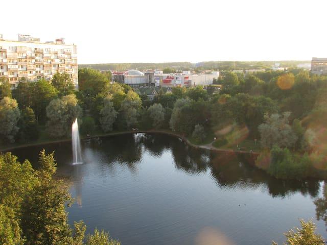 2-х комнатные апартаменты для отдыха и работы - Zelenograd - Apartament